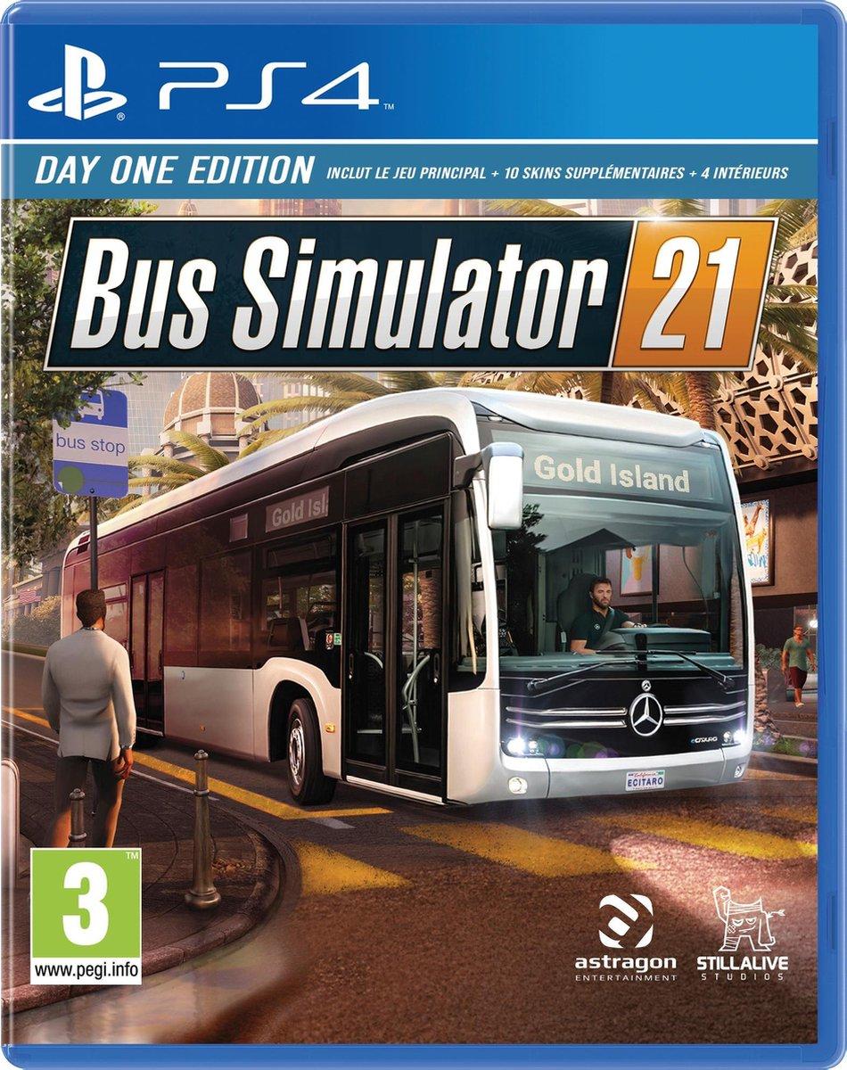 Bus Simulator 21 kopen